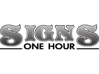 Signs One Hour